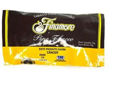 Tabaco para Cachimbo Finamore Tradicional 45g