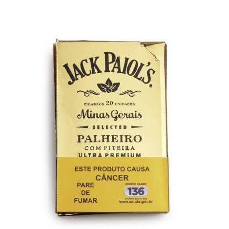 Palheiro Jack Paiol's Extra Premium Com Piteira