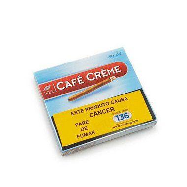 Cigarrilha Café Creme Blue - Cx 10 Un