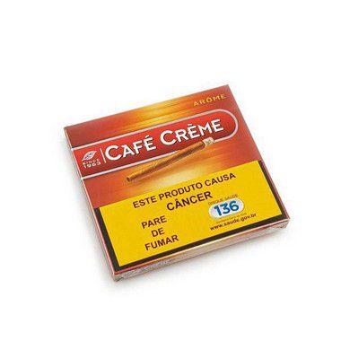 Cigarrilha Café Creme Arome - Cx 10 Un