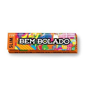 Seda Original 1¼ Slim - Bem Bolado