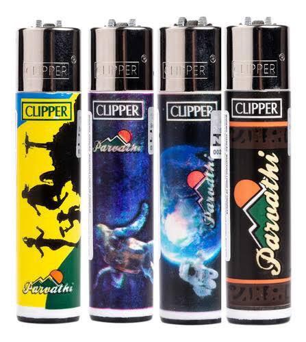 Isqueiro Clipper Maxi Collection Parvathi - Unidade