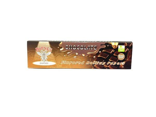 Seda Hornet  King Size  Sabor Chocolate