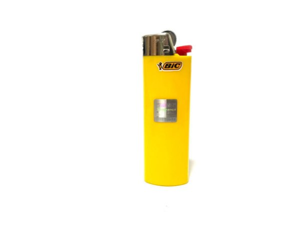 Isqueiro Maxi BIC Grande - Amarelo