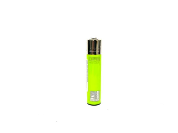Isqueiro Clipper Grande - Verde Limão