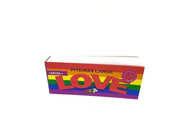 Piteira Bros Love LGBTQIA+ Large