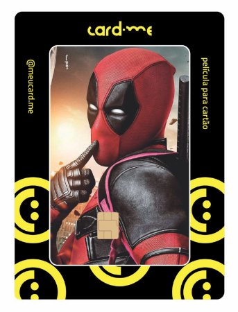 Card.me -  Deadpool