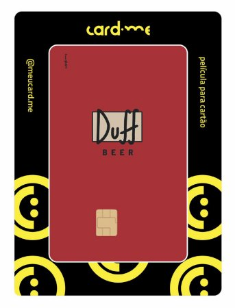 Duff Beer - Card.me