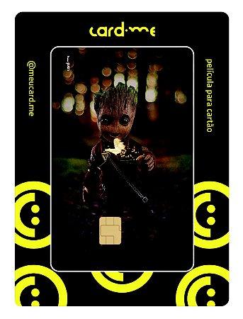 Card.me -  Baby Groot