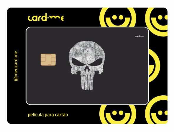 Card.me -  Justiceiro