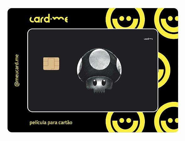 Card.me -  Cogumelo Mario