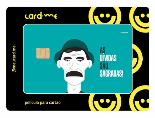 Card.me -  Seu madruga