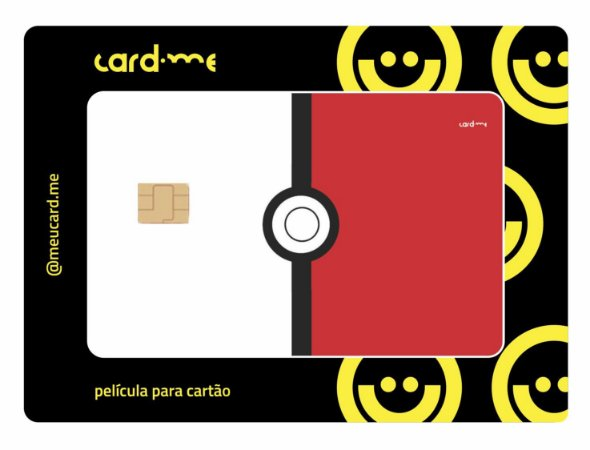 Card.me -  Pokebola