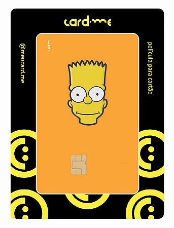 Card.me -  Bart Simpson