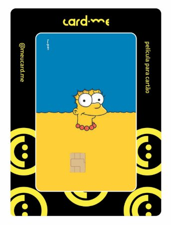 Card.me -  Marge Simpson
