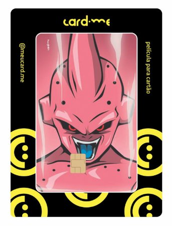Card.me -  Majin boo