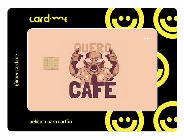 Card.me -  Quero café