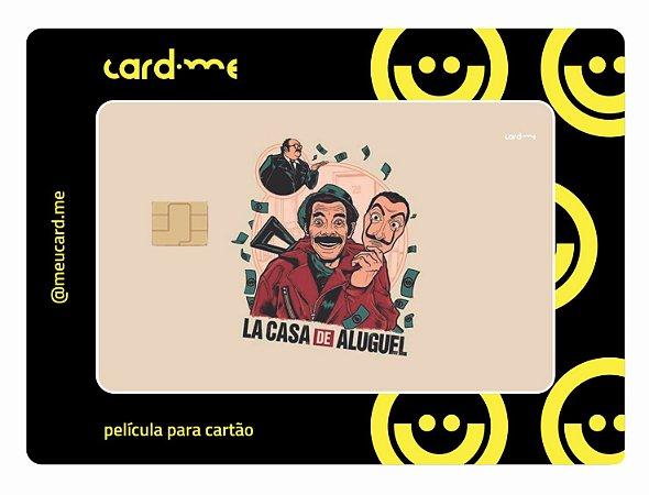 Card.me -  La casa de aluguel