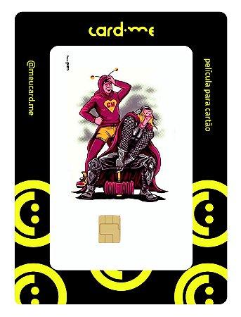 Card.me -  Chapolim Colorado
