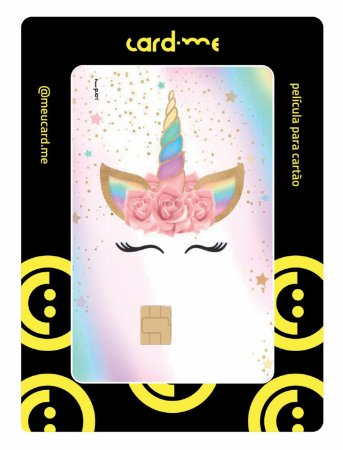Card.me -  Unicórnio