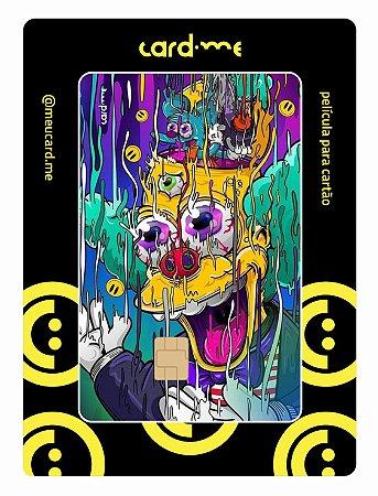 Card.me - Palhaço Simpson