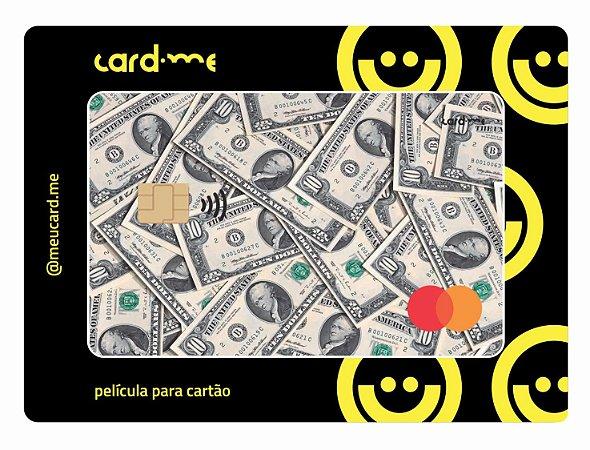 Dólar - Card.me - Dinheiro, dólares