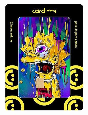Card.me - Lisa Simpson