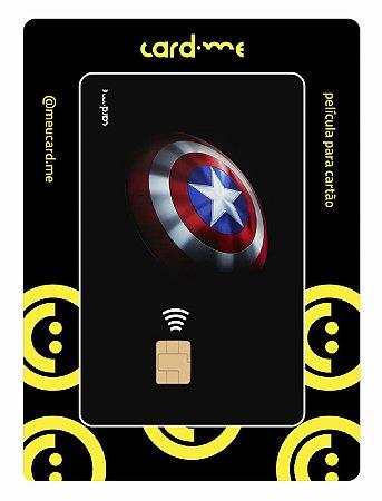 Card.me -  Capitão América