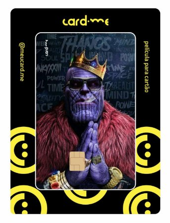 Thanos Boss - Card.me