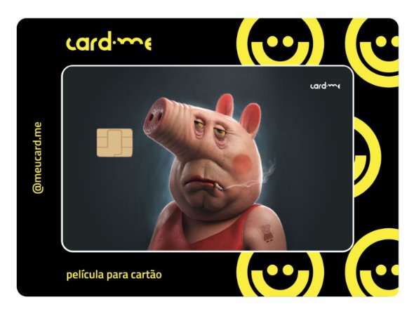 Card.me - Peppa Pig