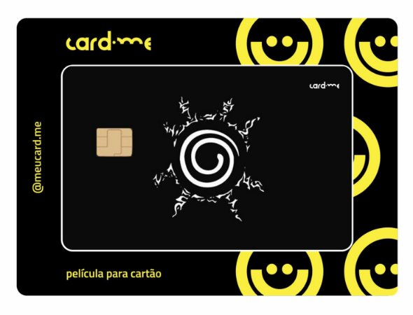 Selo Naruto - Card.me