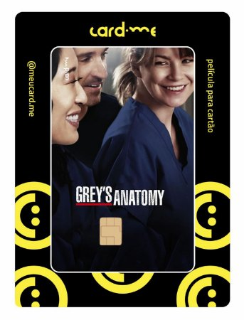 Card.me - Grey's Anatomy