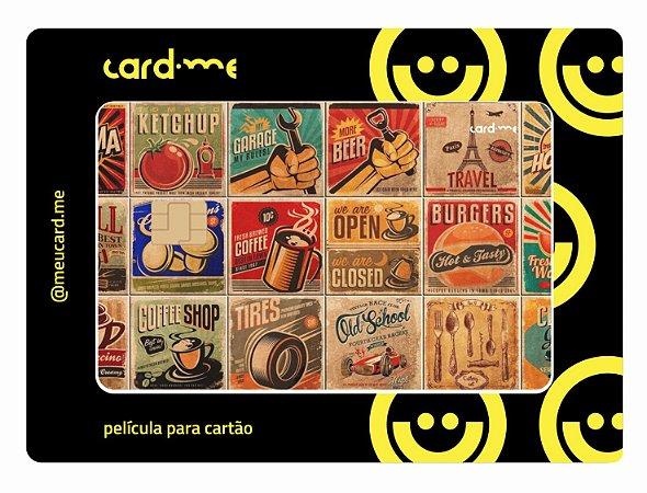 Card.me - Retrô