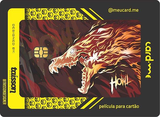 Card.me LINHA SKINS - HOWL