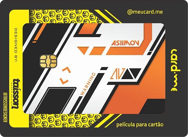 Asiimov - Card.me - Skins CS - Counter Strike