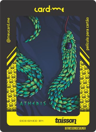 ATHERIS Skin CS - Card.me - Counter strike GO