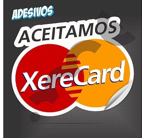 Adesivo Xerecard - Me stickers