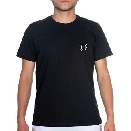 Camiseta Básica Masculina Polo Efect Preta