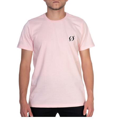 Camiseta Básica Masculina Polo Efect Rosa