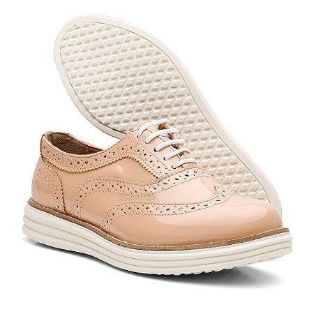 Sapato Oxiford Verniz Letícia Alves 300