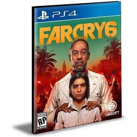 FAR CRY 6 | PS4 MÍDIA DIGITAL