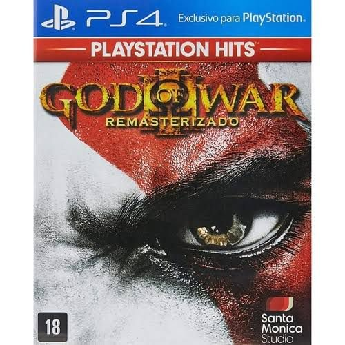 God of War III Remastered | PS4 MÍDIA DIGITAL