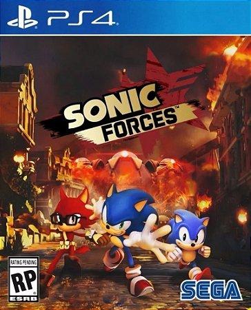 Sonic Forces | PS4 MÍDIA DIGITAL