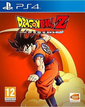 Dragon Ball Z Kakarot | PS4 MÍDIA DIGITAL