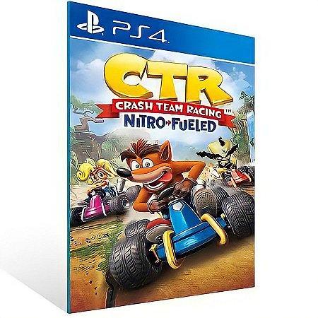 Crash Team Racing Nitro-Fueled | PS4 MÍDIA DIGITAL