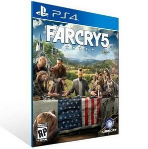 Far Cry 5 | PS4 MÍDIA DIGITAL
