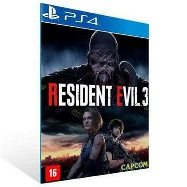 Resident Evil 3 Remake | PS4 MÍDIA DIGITAL
