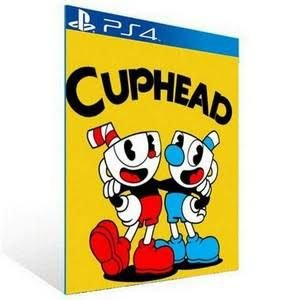 Cuphead | PS4 MÍDIA DIGITAL