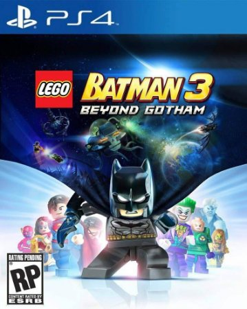Lego Batman 3 Beyond Gotham | PS4 MÍDIA DIGITAL