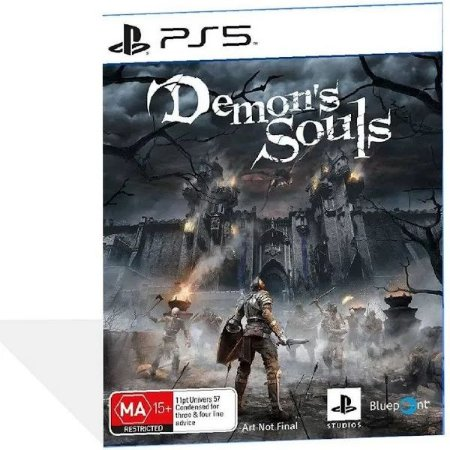 Demon's Souls | PS5 MÍDIA DIGITAL